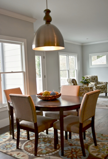 Initial Consultation | Scope of Work | Home Office | Dining Room | Breakfast Room | Keeping Room | Home Library | Wall Coverings